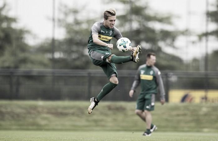 Mönchengladbach visa melhor futuro na temporada diante do Rot-Weiss Essen