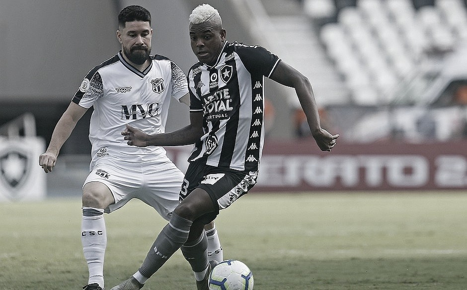 Gols e melhores momentos Botafogo 2 x 2 Ceará Apelo Campeonato Brasileiro 2020