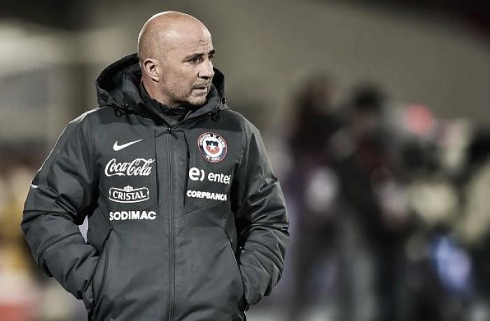 Jorge Sampaoli e Lazio: cenário ainda é favorável, mas pedida salarial pode frear negócio
