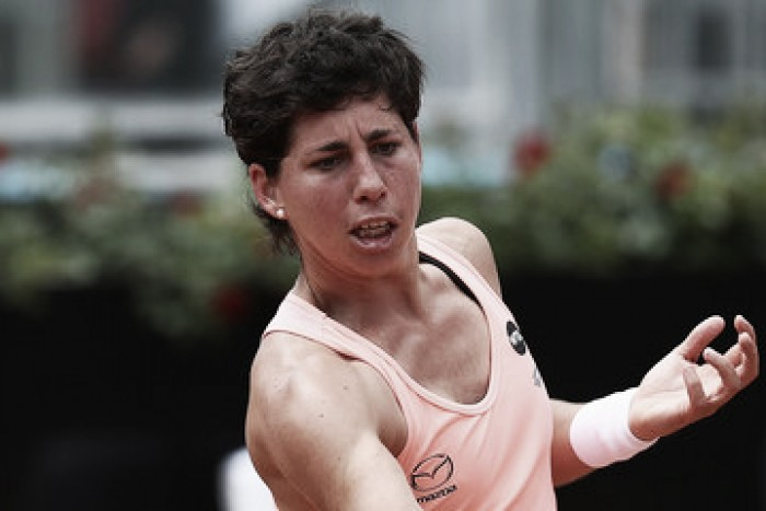 Carla Suarez Navarro quer mostrar que a Espanha também pode vencer no feminino em Roland Garros