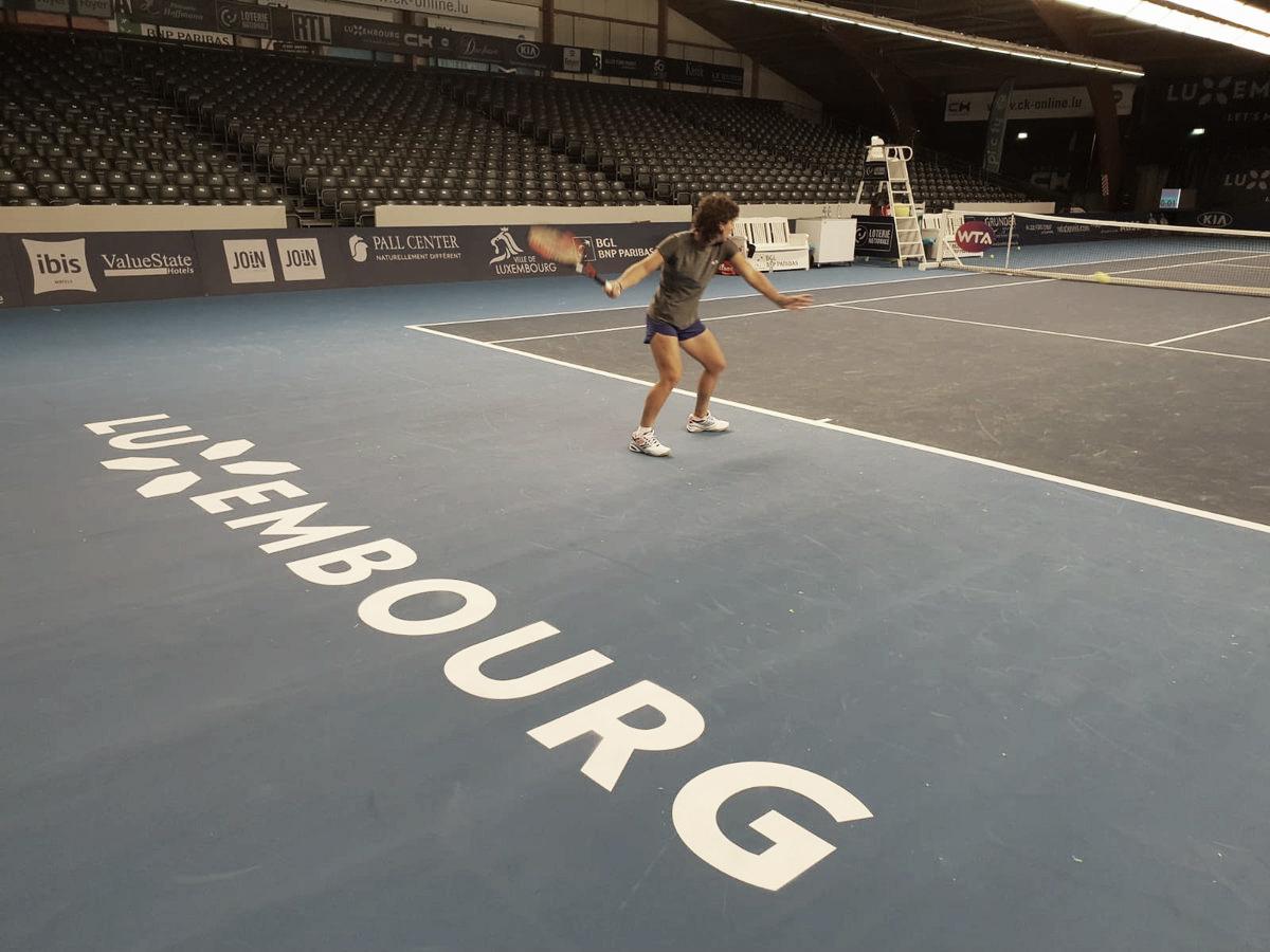 Suárez Navarro larga com vitória sólida contra Kristyna Pliskova em Luxemburgo