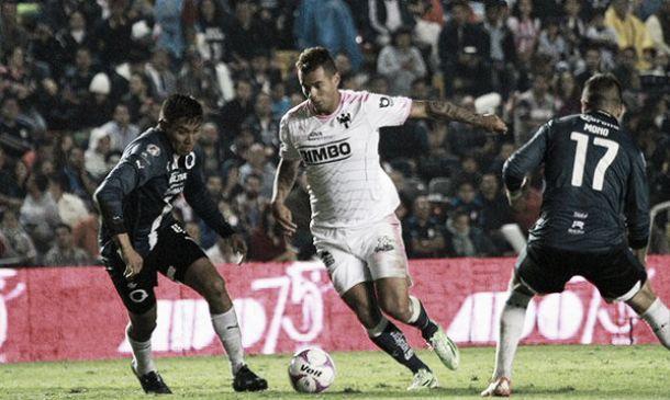 Edwin Cardona anotó pero Monterrey perdió