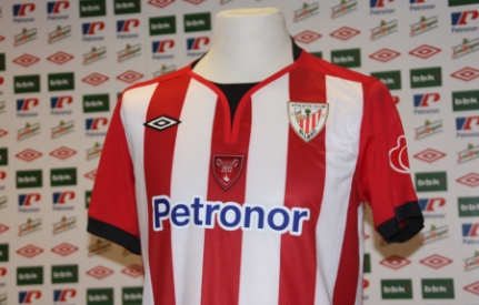 El Athletic presenta mañana sus nuevas indumentarias