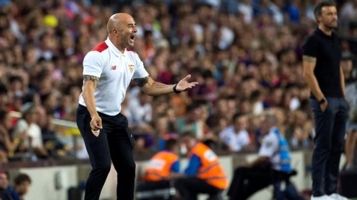 """Verso Juventus - Siviglia, Sampaoli in conferenza: """"Domani sarà una partita tosta"""""""