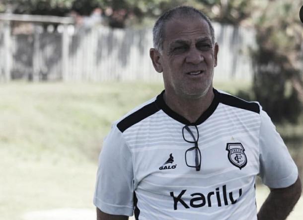 Celso Teixeira é demitido do Treze