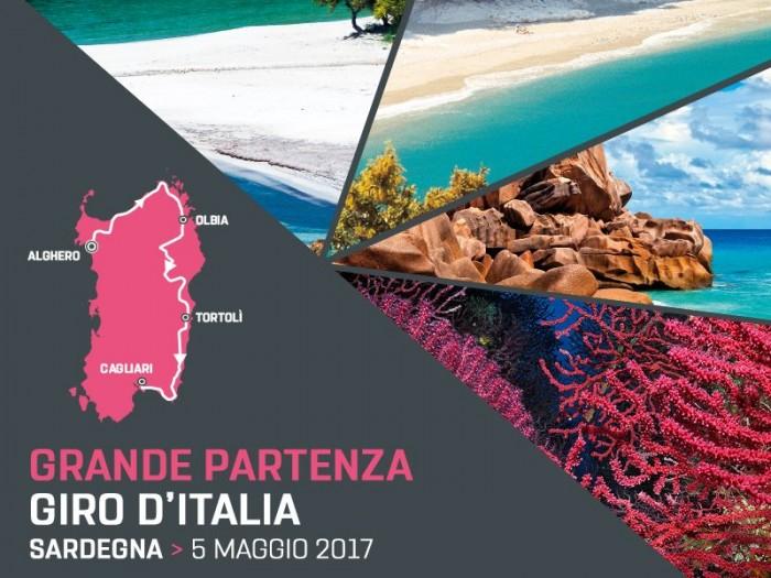 Giro d'Italia 2017, svelate le prime tre tappe