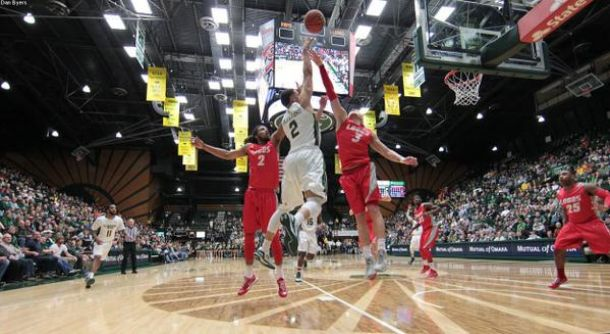 Colorado State Hangs On For Big Win Over Lobos