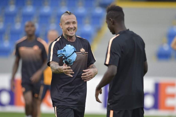 Europa League, Roma a Plzen per una conferma