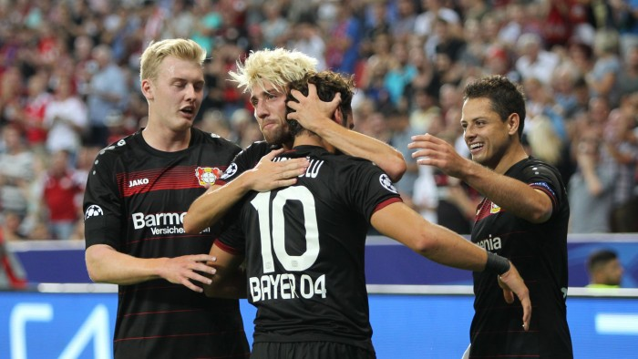 Il CSKA argina la corsa di un Leverkusen bello a metà (2-2)