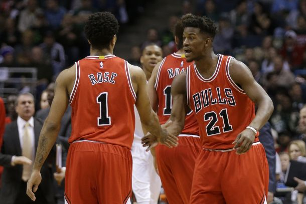 Chicago Bulls Completely Slay Milwaukee Bucks In Game 6 To Advance Past Round One