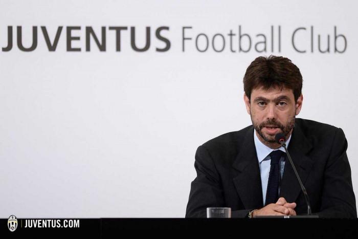 """Juventus, Agnelli agli azionisti: """"Con grande orgoglio sottolineo storici risultati"""""""