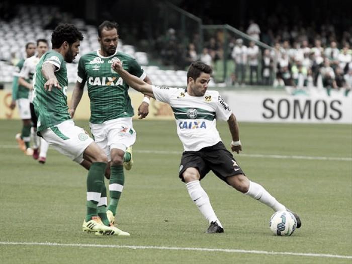 Sob pressão, Coritiba busca recuperação contra Chapecoense na Vila Capanema