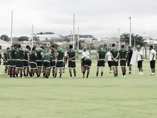 Coritiba deve repetir elenco contra Toledo na final do Campeonato Paranaense