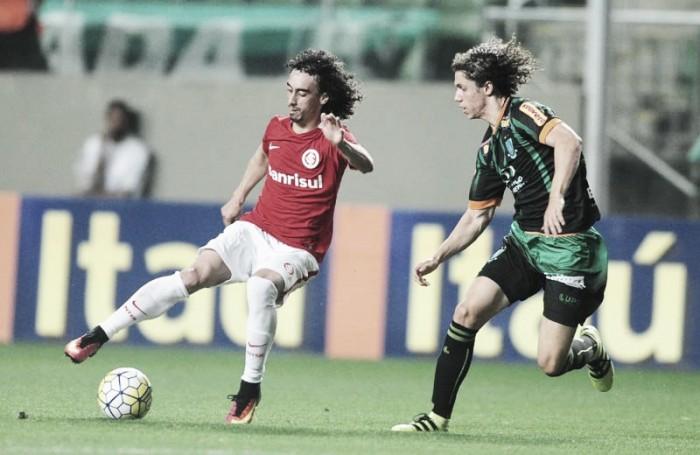 Em jogo fraco, Michael decide no fim e América-MG afunda Inter na zona de rebaixamento
