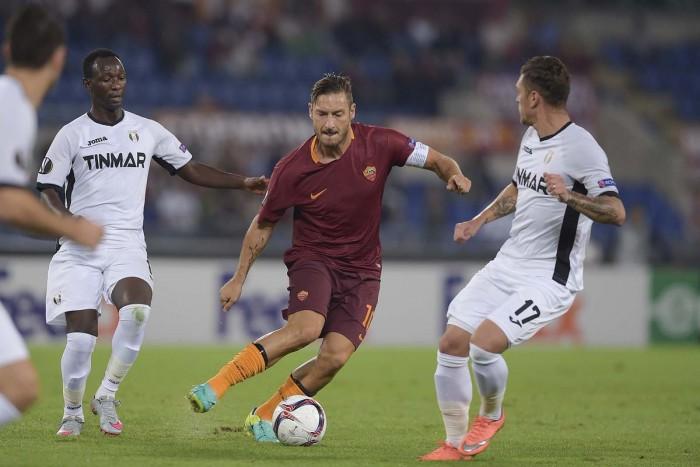 Le ultime in casa Roma verso l'Inter