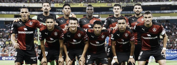 Atlas - Chivas, puntuaciones de Atlas, jornada 16 Liga Bancomer MX