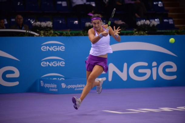 WTA Limoges: Garcia facile, Schiavone ai quarti