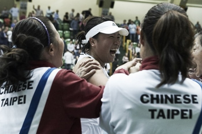 Fed Cup: Chinese Taipei sweeps Sunday to stun Poland