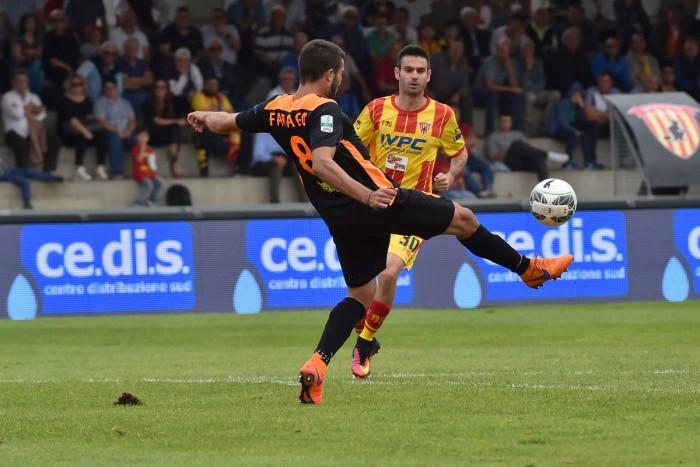 Serie B, il Novara spreca ma il Benevento no: 1-0 al Santa Colomba