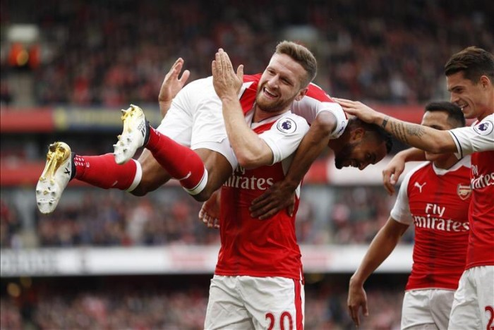 Premier League, l'Arsenal rompe col brivido la maledizione Swansea. 3-2 all'Emirates