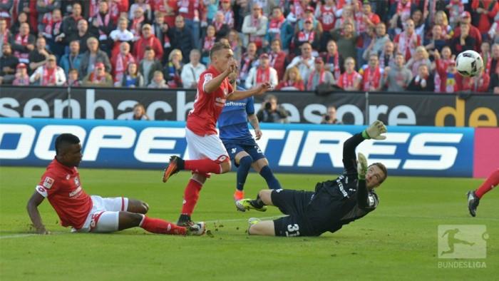 1. FSV Mainz 2-1 SV Darmstadt 98: Die Nullfünfer finally win at home after edging past die Lilien