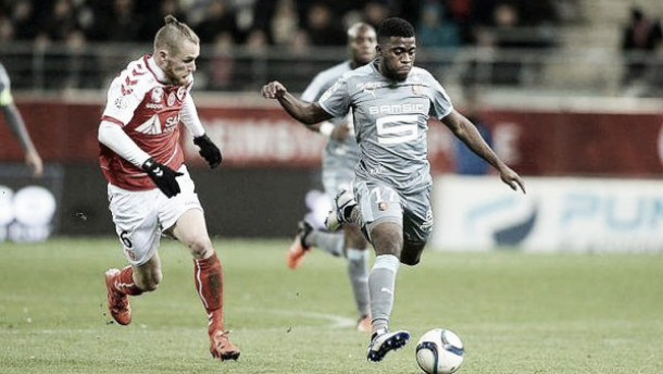 Stade de Reims 2-2 Stade Rennais: Hosts continue run without a win in exciting tie