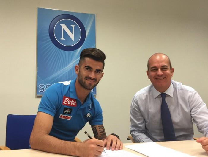 Napoli: Hysaj rinnova sino al 2021, con opzione per il 2022