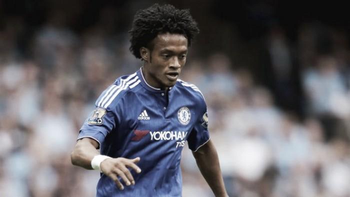 Juan Cuadrado remains part of Conte's plans at Chelsea