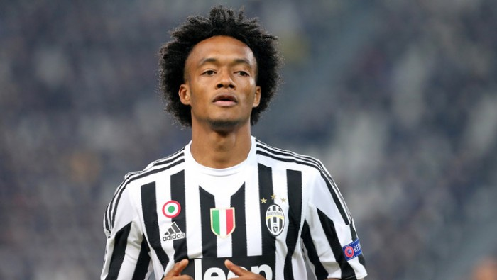 La Juventus si coccola un ritrovato Cuadrado