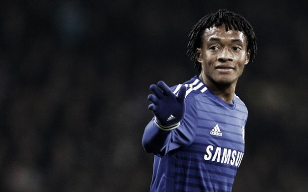 Juve in pole per Cuadrado