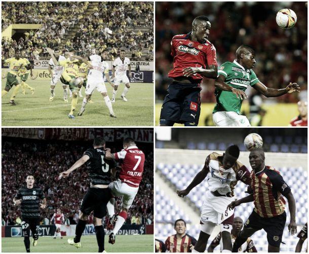 Jornada definitiva en el fútbol colombiano
