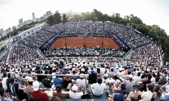 Cuadro del ATP 250 de Buenos Aires