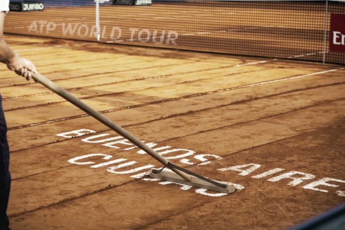 El Argentina Open y su majestuoso cuadro