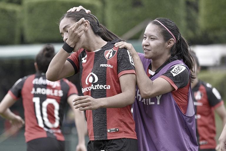 Atlas Femenil alcanza su primera semifinal tras golear a Pachuca