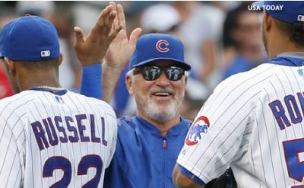 Chicago Cubs Clinch Postseason Berth
