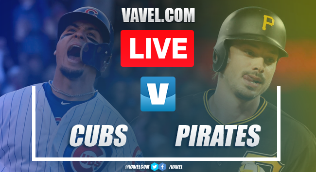 Cubs vs Pirates: Live Stream and Updates (1-7)