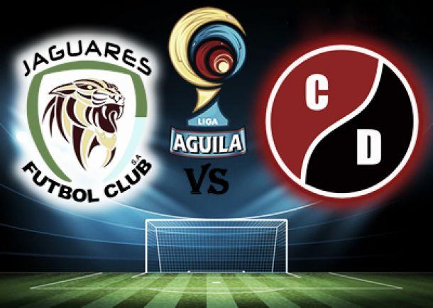 Jaguares - Cúcuta: la pelea por salir del fondo