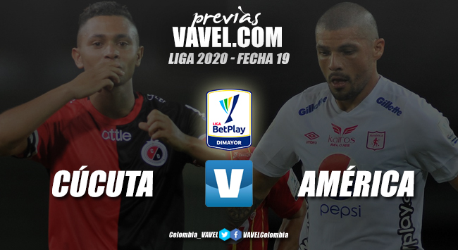 Previa Cúcuta Deportivo vs. América de Cali: a retomar el sendero de la victoria en Armenia