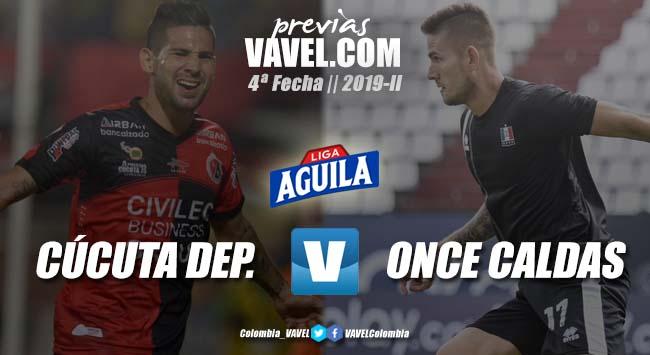 Previa Cúcuta Deportivo vs Once Caldas: dos contexos diferentes
