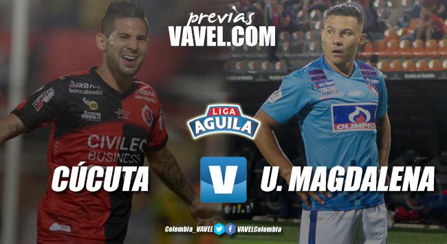 Previa Cúcuta Deportivo vs Unión Magdalena: 'motilones' y 'samarios'quieren seguir sumando