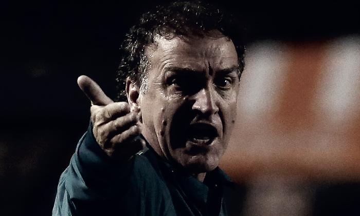 """Cuca ainda acredita em título brasileiro: """"Estamos no caminho certo"""""""