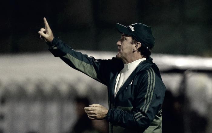 Cuca minimiza derrota para Chapecoense e foca em duelo decisivo pela Libertadores