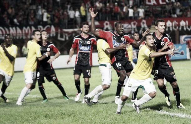 Resultado Cúcuta Deportivo - Atlético Bucaramanga Copa Águila 2015 (1-2)