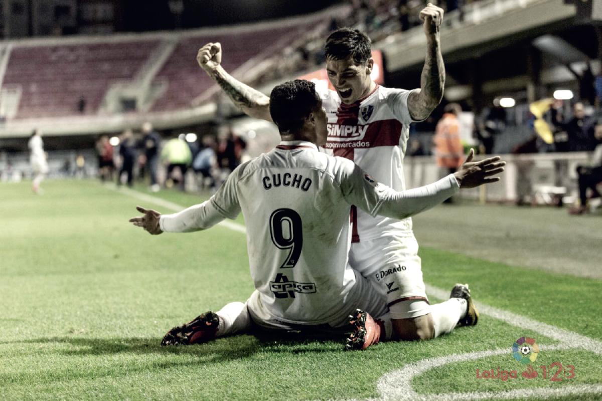 Resumen de la temporada 2017/2018: SD Huesca, una delantera inolvidable