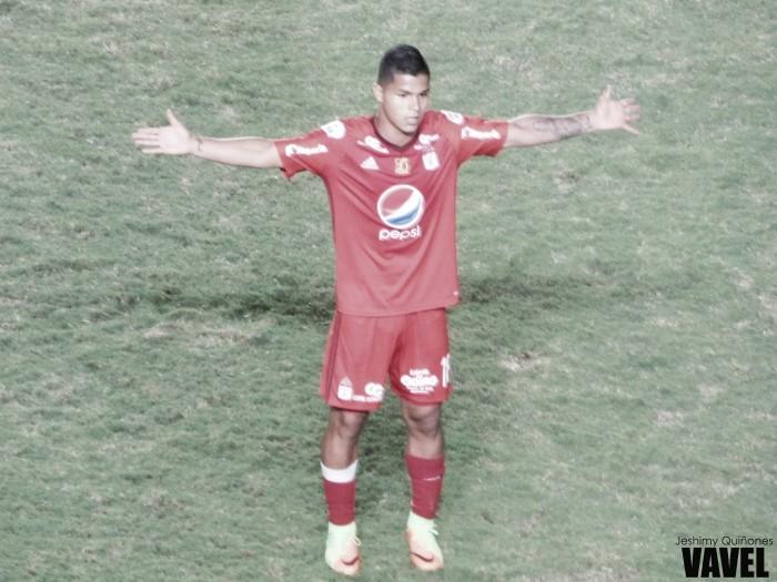 """Juan Camilo Hernández: """"La confianza del profe la debo agradecer con buen fútbol"""""""