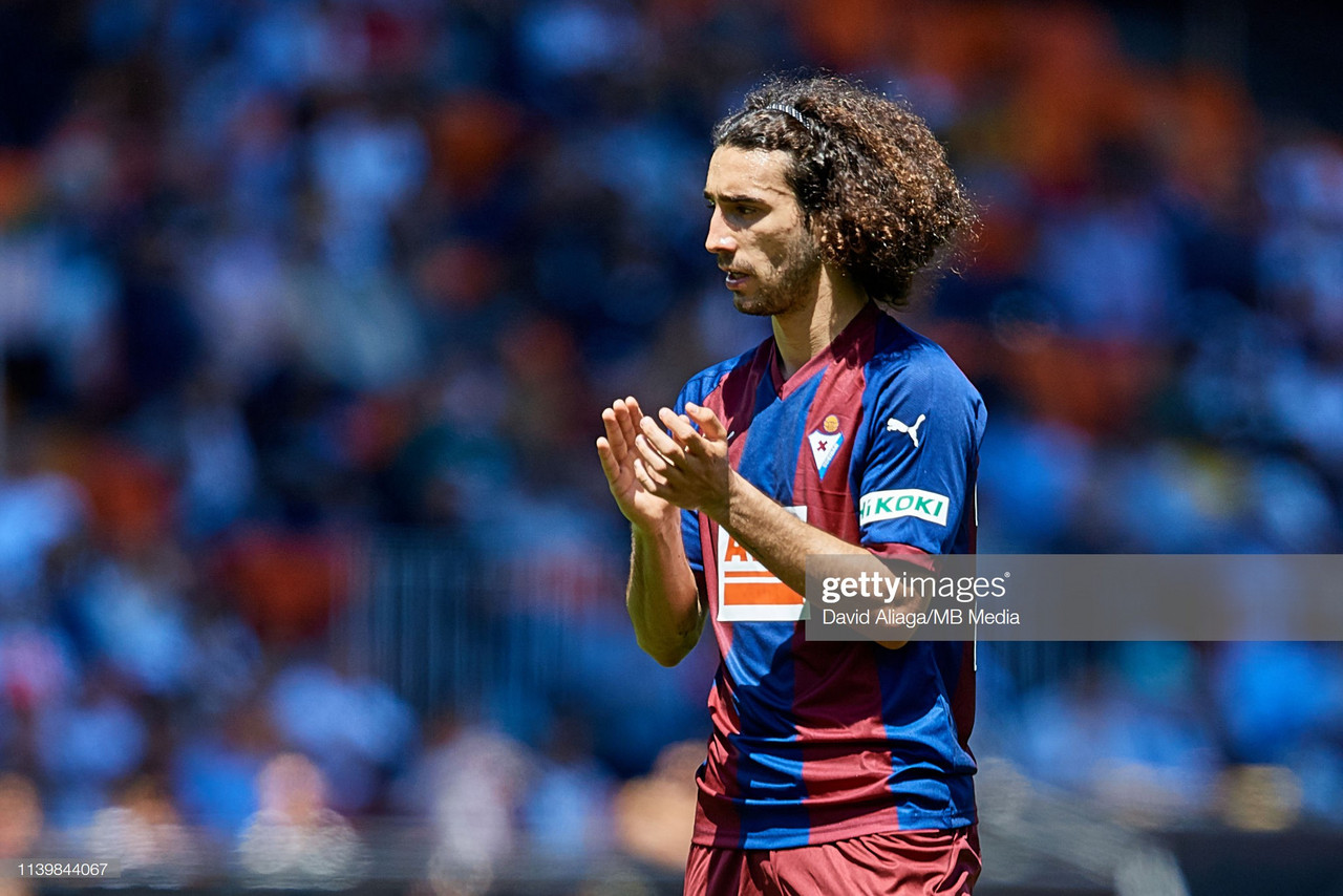 Marc Cucurella returns to FC Barcelona