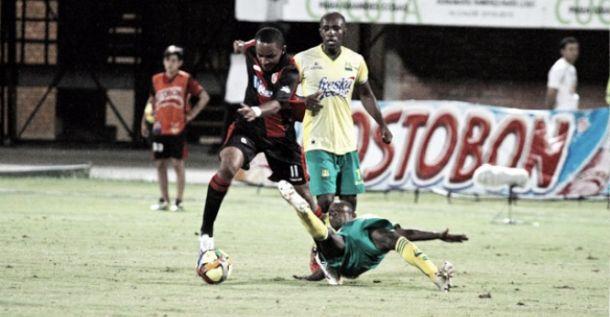 Cúcuta ganó el clásico, Unión perdió y Pereira venció en el Torneo Postobón