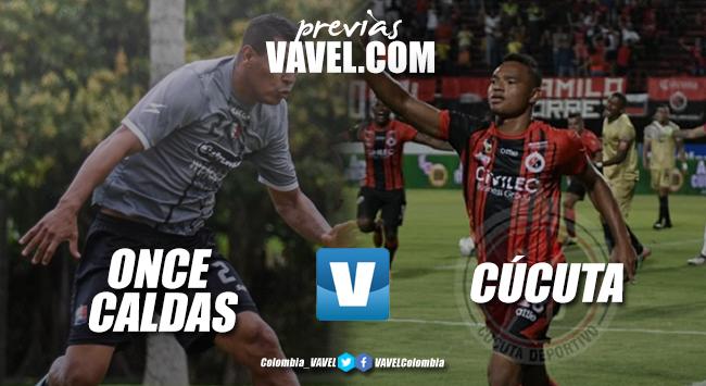 Previa Once Caldas vs Cúcuta Deportivo: los de la frontera viajan a Manizales a mantener el liderato