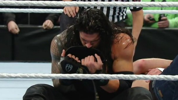 Roman Reigns...For Five Minutes