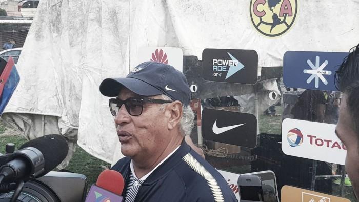 """Leonardo Cuellar: """"Se busca hacer un futbol atractivo"""""""